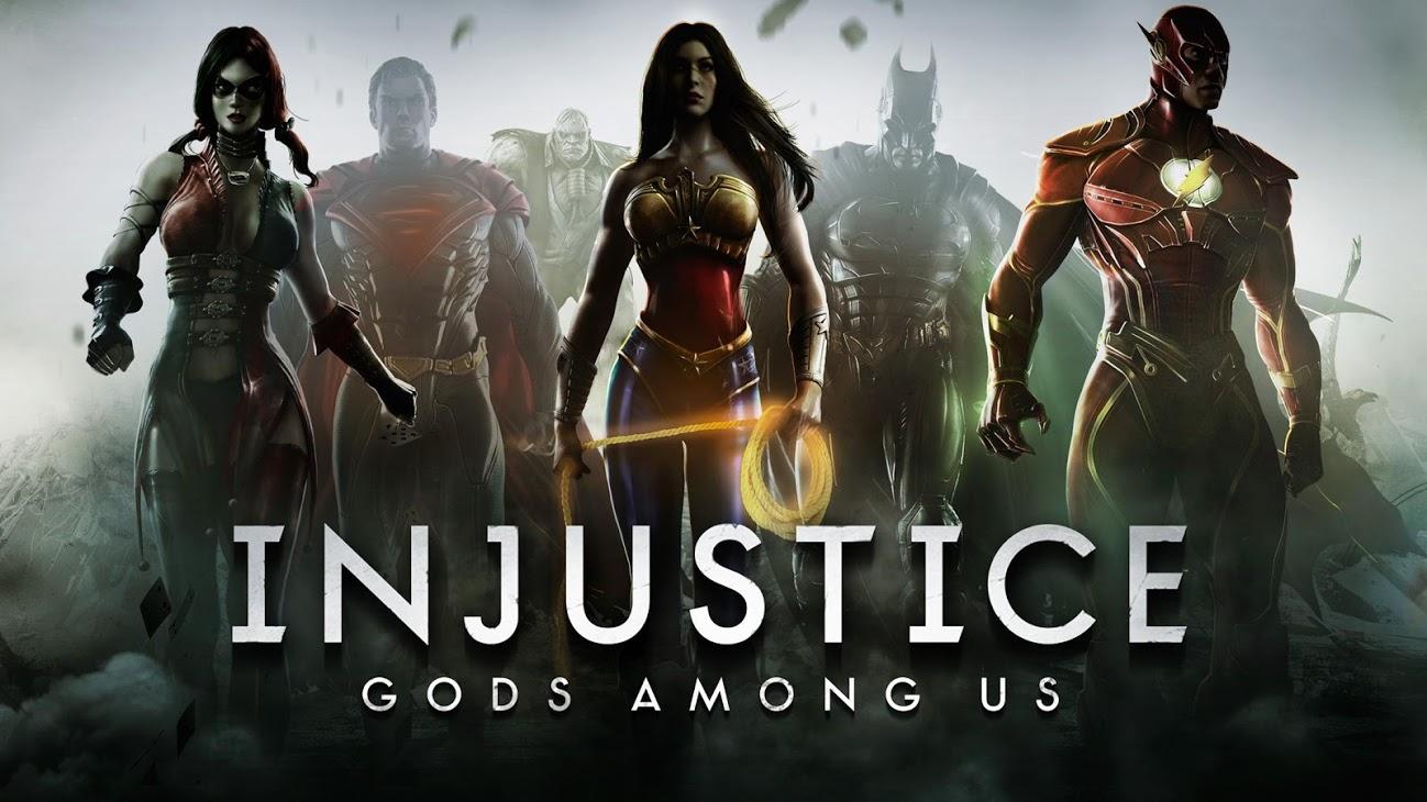 Injustice Gods Among Us 06