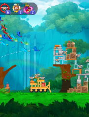 Angry Birds Rio на ПК на playmarket-pk.ru