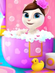 Моя Говорящая Анджела на ПК на playmarket-pk.ru