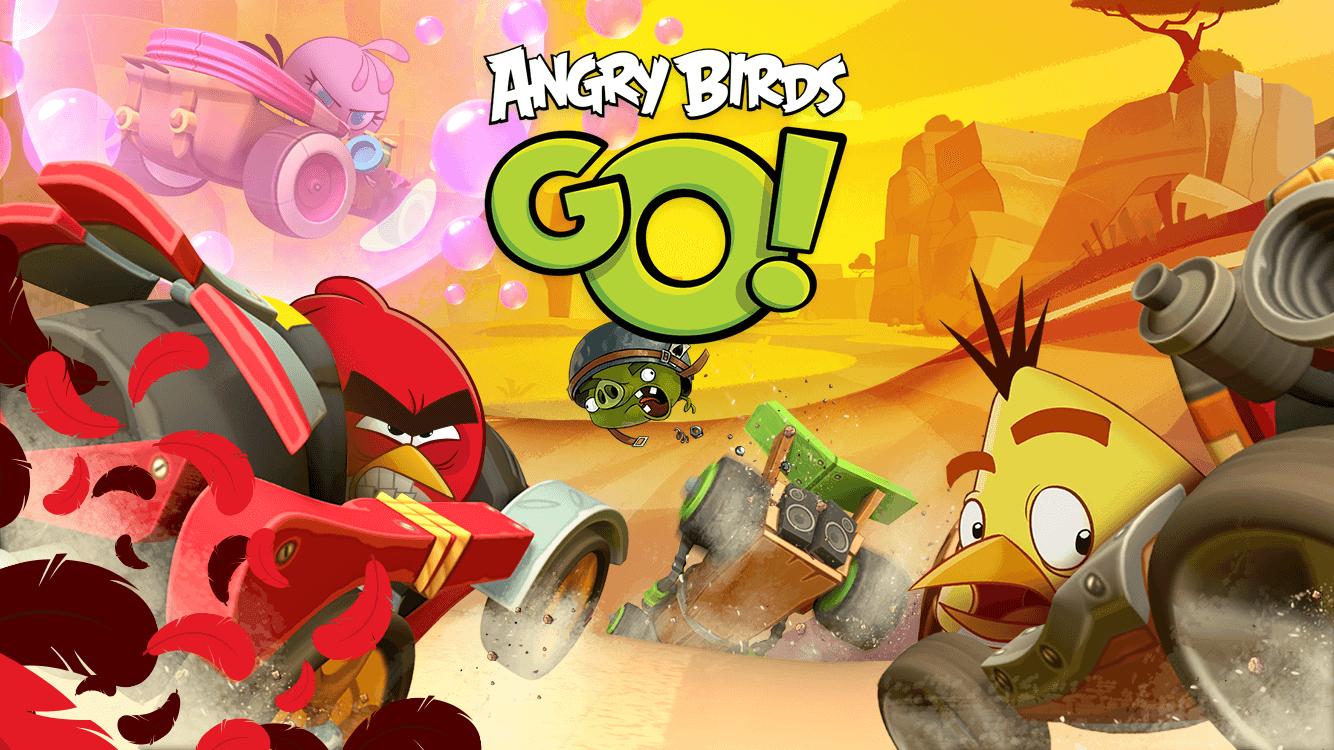 Angry Birds Go 01