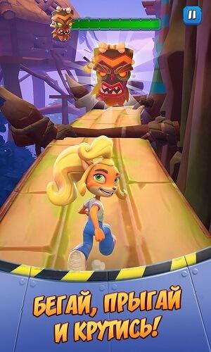 Crash Bandicoot со всех ног-02