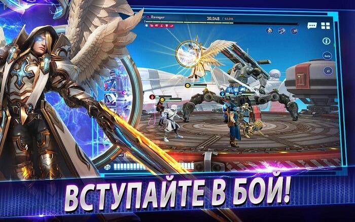 Crystalborne Герои Судьбы-01