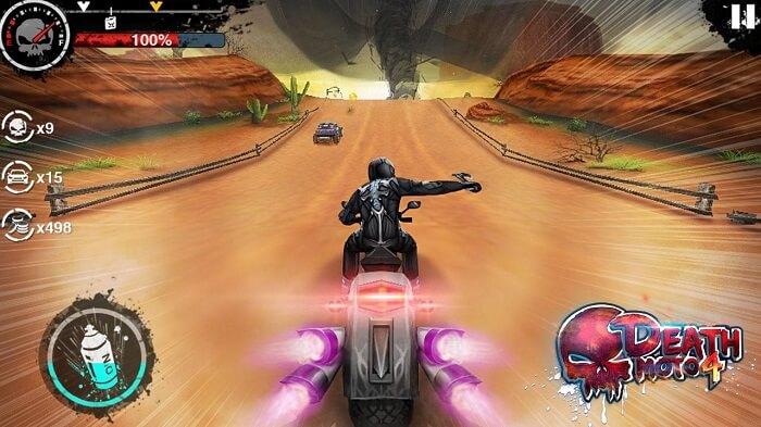 Death Moto 4-02