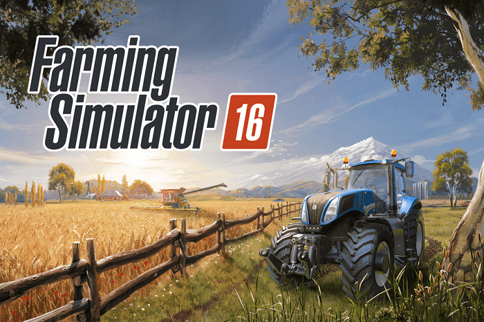 Farming Simulator 16-01