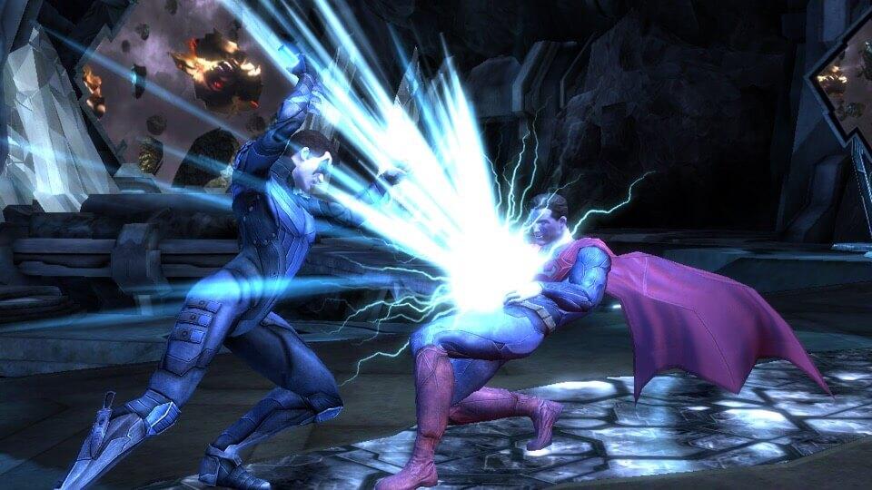 Injustice Gods Among Us 03