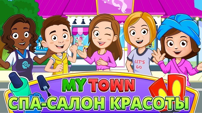 My Town Beauty Spa Saloon-01