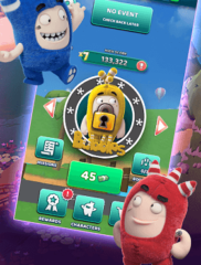 Oddbods Turbo Run 05