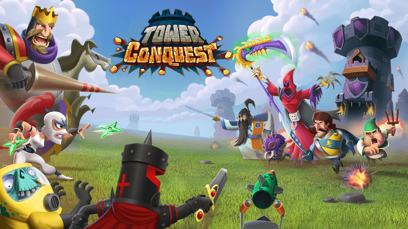 Tower Conquest 01